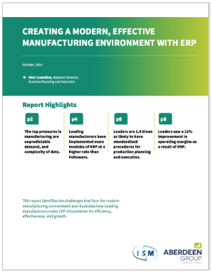 Creating a Modern Effective Manufacturing Environment with ERP - ISM.png